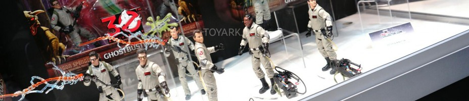SDCC 2014 Mattel Ghostbusters 001
