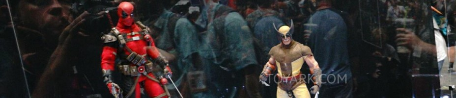 SDCC 2014 Sideshow Marvel Sixth Scale Figures 001