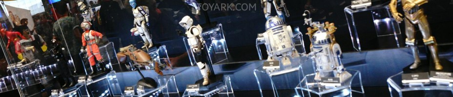 SDCC 2014 Sideshow Star Wars Sixth Scale Figures 001