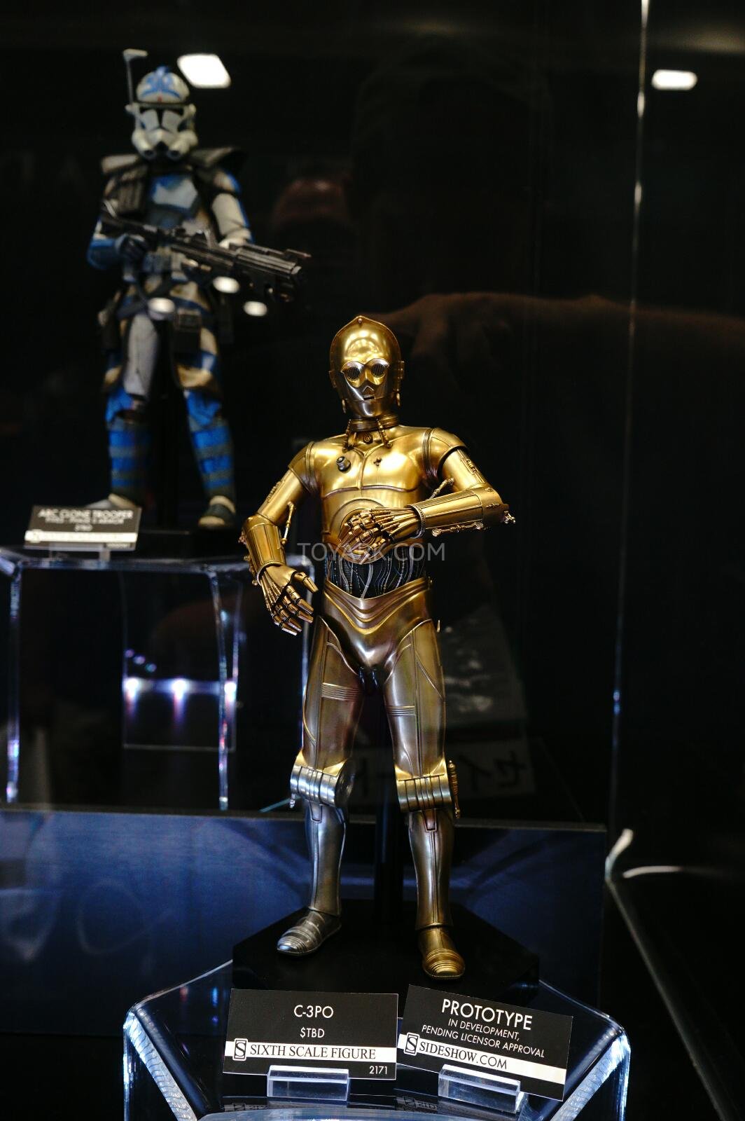 Sideshow Star Wars Sixth Scale Figures From SDCC 2014