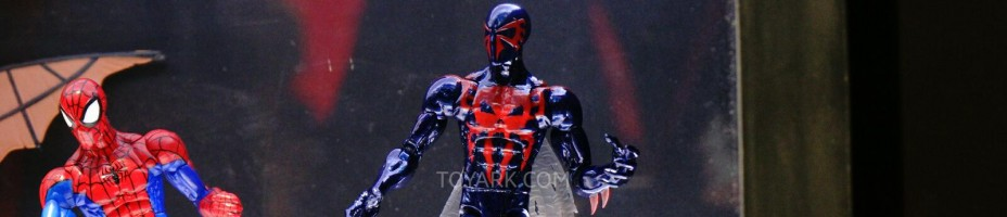 SDCC 2014 Spider Man 2099 Marvel Legends IS 001