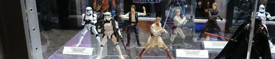 SDCC 2014 Star Wars Black Series 003