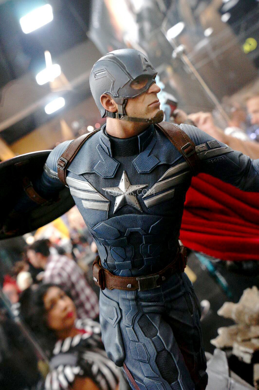 [Sideshow] Premium Format | Captain America: The Winter Soldier - Página 4 SDCC-2014Sideshow-Friday-102