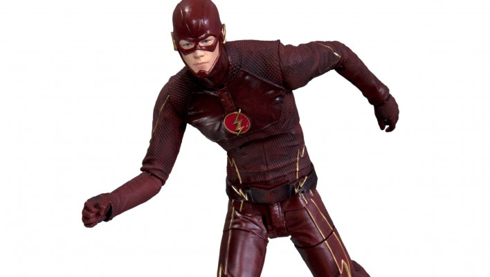 First Look at Arkham Knight Figures, New Arrow Figures and More DC Collectibles