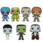 Universal Monsters Pop Vinyl Loose