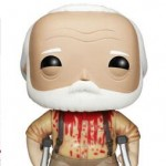 Walking Dead Hedless Hershel Pop