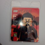 bard the bowman sdcc lego minifigure exclusive 2014 comic con inpackage