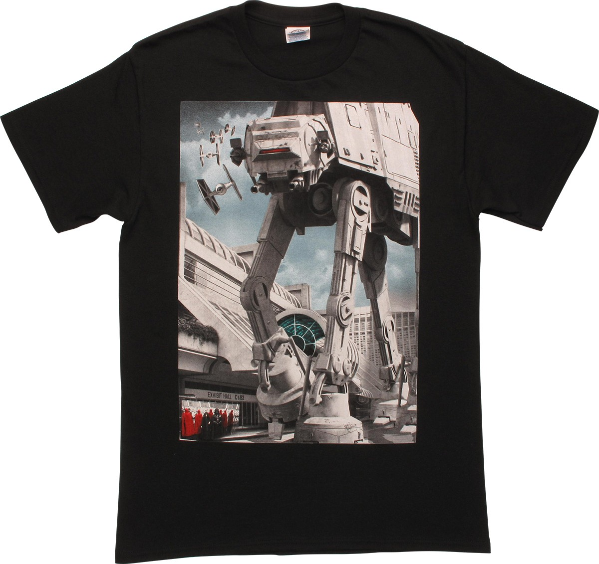 a t shirt star wars atat san diego hall