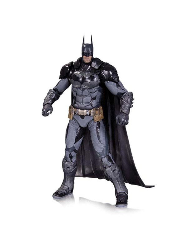 [DC Collectibles] Batman Arkham Knight - Batman, Harley, Arkham Knight e Scarecrow Batman-Arkham-Knight-Batman-Figure