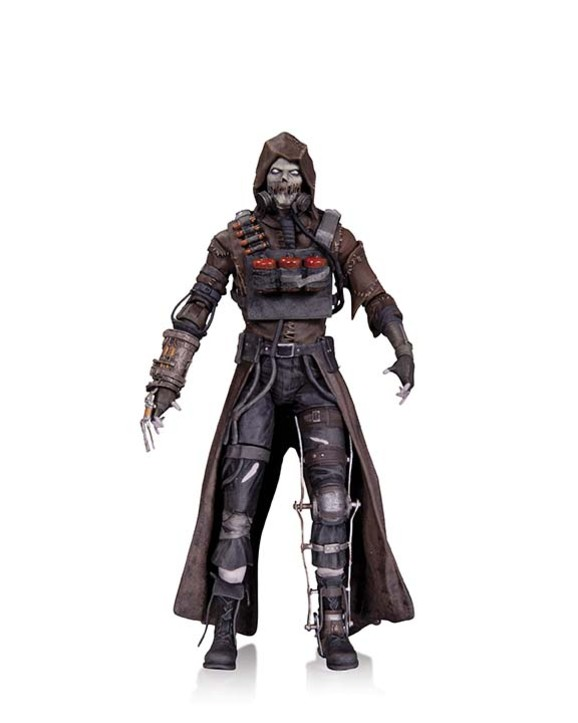 [DC Collectibles] Batman Arkham Knight - Batman, Harley, Arkham Knight e Scarecrow Batman-Arkham-Knight-Scarecrow-Figure