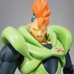 DBZ android 16 SH Figuarts 004