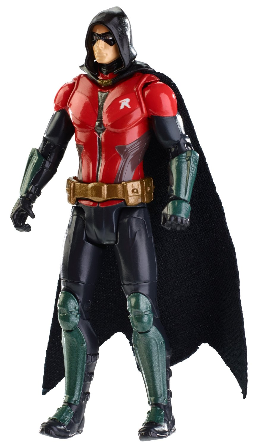 New Images for DC Multiverse Arkham Knight FiguresRobin Arkham City Hood