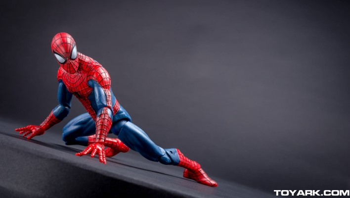 Amazing Spider-Man 2 DST Marvel Select Spider-Man