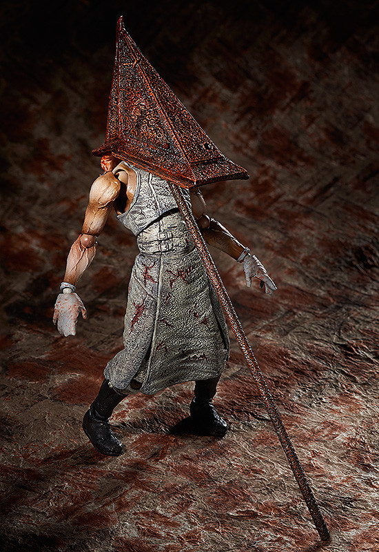 silent hill movie pyramid head skin rip