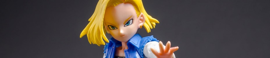 Figuarts Android 18 16