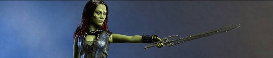 Hot Toys Guardians of the Galaxy Gamora 003