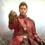 Hot Toys Guardians of the Galaxy Star Lord Unmasked