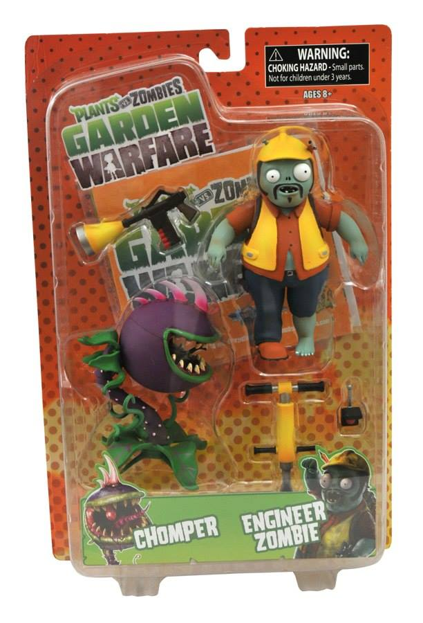 plants vs zombies garden warfare toys update the toyark news