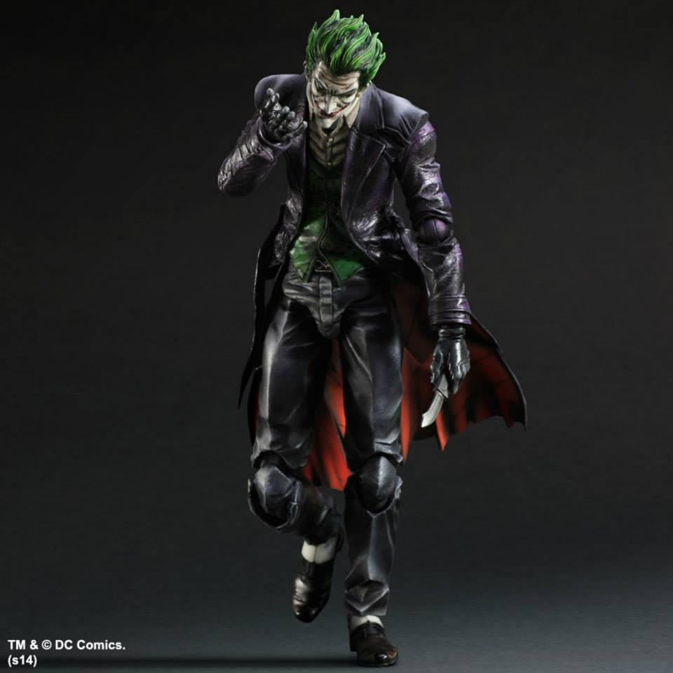 batman play as joker