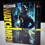 Play Arts Kai Watchmen Rorschach Packaging