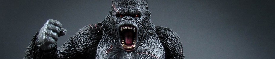 SH Monsterarts King Kong 061