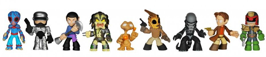 Science Fiction Mystery Minis 2