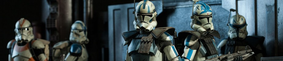 Star Wars ARC Clone Troopers Sixth Scale Figures 2