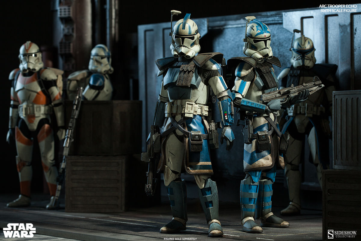 EMPIRE GALACTIQUE (Tuck 's Worlds) - Page 4 Star-Wars-ARC-Clone-Troopers-Sixth-Scale-Figures-2