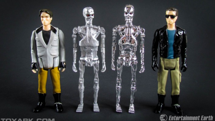 Terminator ReAction Figures - Toyark Gallery
