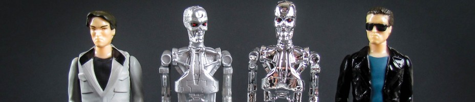 Terminator ReAction Figures 110