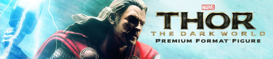 Thor The Dark World Premium Format Figure Preview