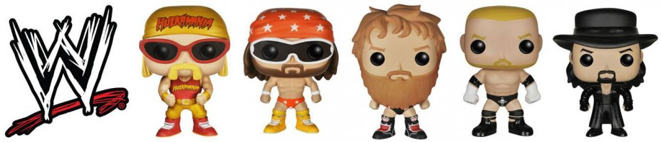WWE Pop Series 2