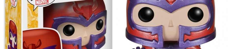 Classic X Men Pop Vinyl Magneto