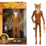 Fantastic Mr Fox Legacy Figures Mr Fox