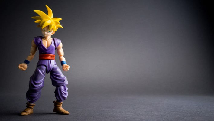 S.H. Figuarts Dragonball Z Gohan Gallery