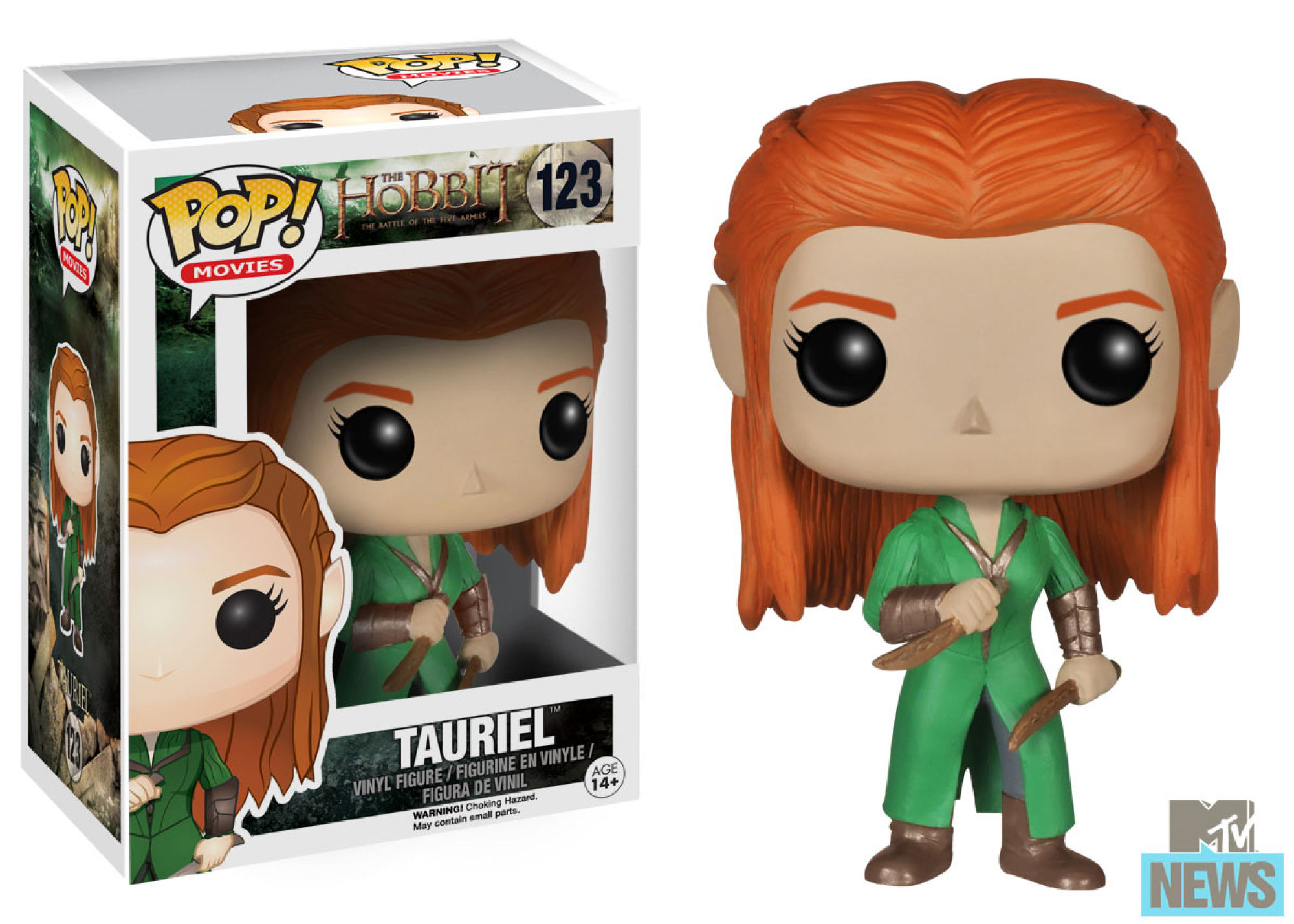 Smaug Sauron And Tauriel Join Hobbit Pop Vinyl Line Up