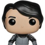Hot Topic Walking Dead Glenn and Carol Pop Vinyls