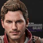 Hot Toys Guardians of the Galaxy Star Lord Unmasked Head Sculpt 2