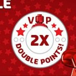 LEGO Double VIP Points Special
