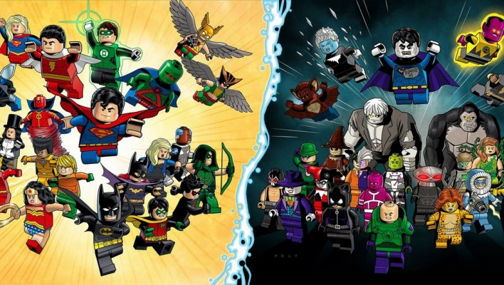 LEGO DC Super Heroes Justice League 2015 Set Images And Info