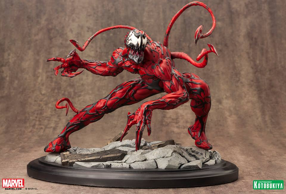 Carnage Archives - The Toyark  Ultimate Carnage Toy