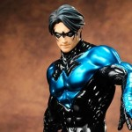 NYCC Nightwing ARTFX Statue 1