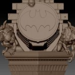 PCS Batman Statue Teaser