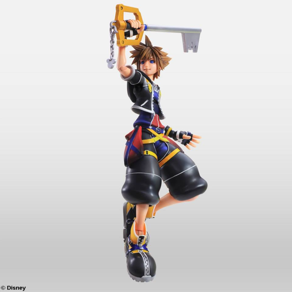 Kingdom Hearts Play Arts | eBay