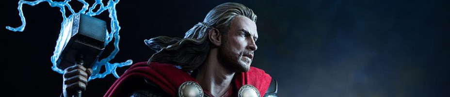 Sideshow Thor The Dark World Premium Format Figure 013