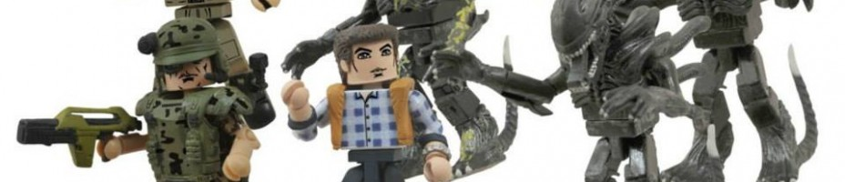 Single Boxed Aliens Minimates Packaging 010