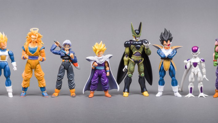 S.H. Figuarts Dragonball Z Reference Guide Online!