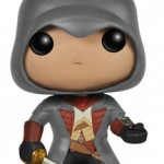 Assassins Creed Unity Arno Pop Vinyl Figure