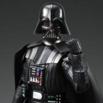 Bandai Star Wars Darth Vader Model Kit 005