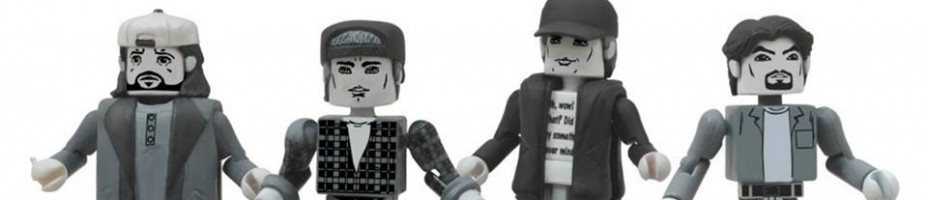 Clerks Minimates 20th Anniversary Box Set 2